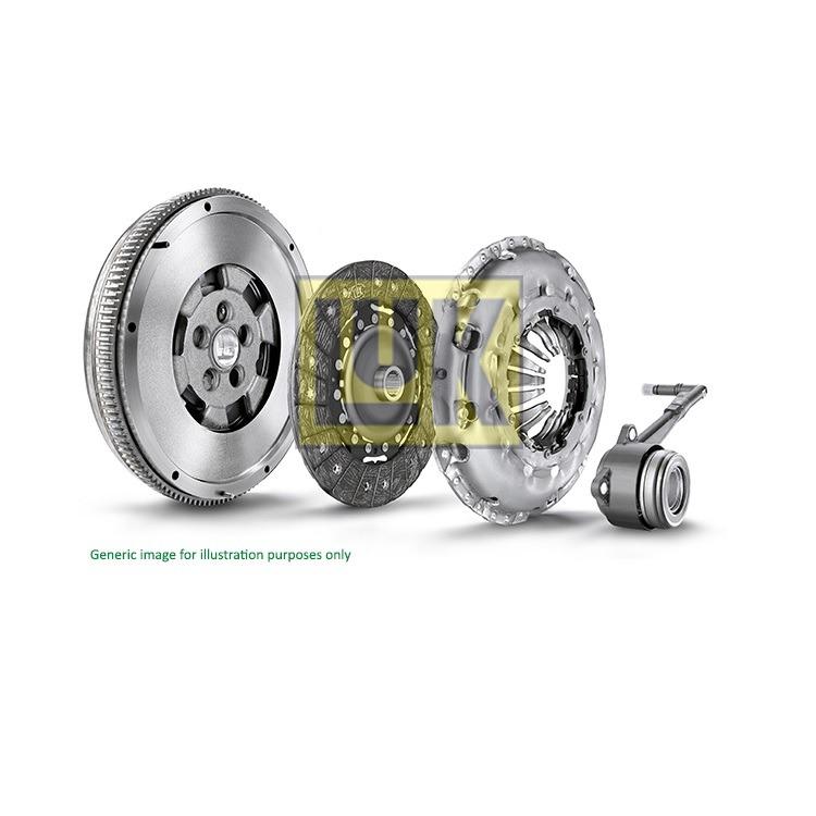 LuK Kupplung mit Schwungrad Ford Focus Tourneo Transit