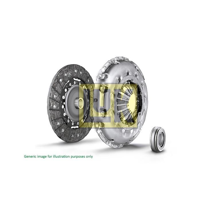 LuK Kupplung  bei Autoteile Preiswert