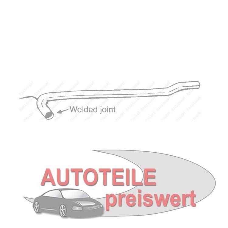 Mittelrohr VW Transporter