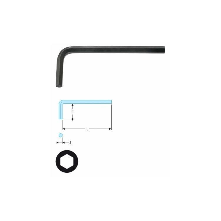 Facom 6-Kant Stiftschlüssel 4mm