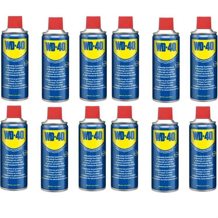 12x Wd 40 Wd 40 Multiöl Spray 400ml