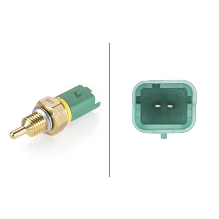 Hella Kühlmitteltemperatursensor 6PT009309-161 im Autoteile Preiswert Shop kaufen und sparen!