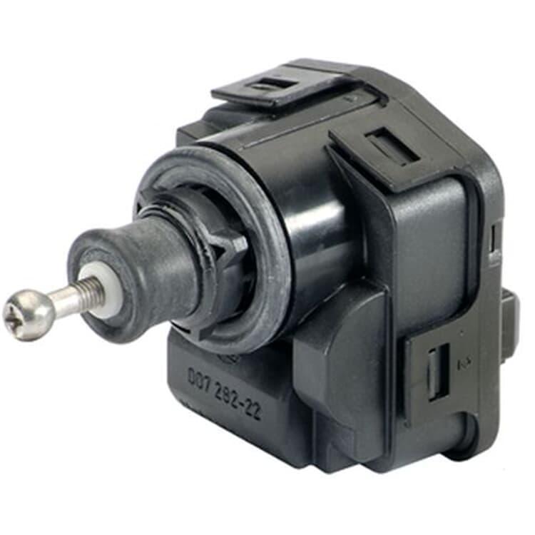 Hella Leuchtweitestellmotor Leuchtweitenregler Audi VW ab 1988