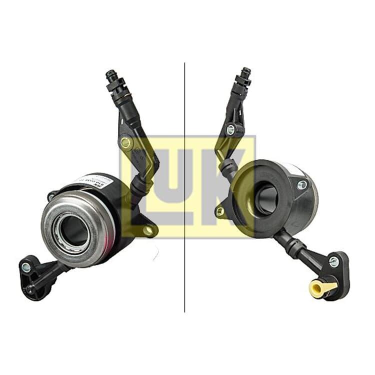 LuK Kupplung + Zentralausrücker VW Crafter 2,5 TDI
