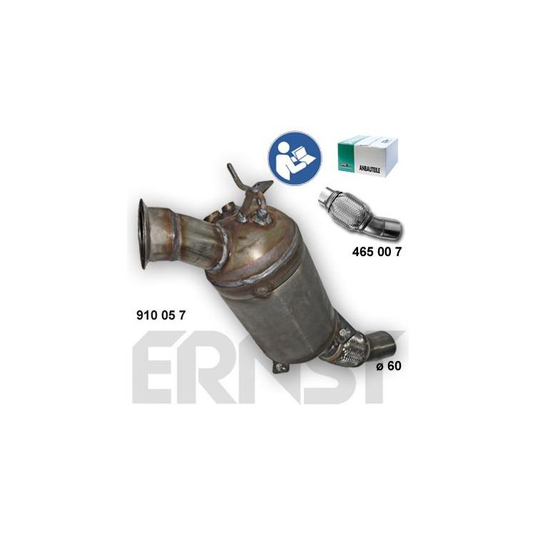 Ernst Dieselpartikelfilter 910057 im Autoteile Preiswert Shop kaufen und sparen!