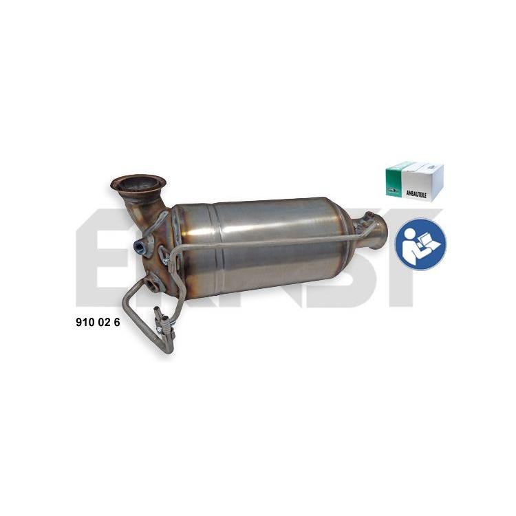 Ernst Dieselpartikelfilter 910026 im Autoteile Preiswert Shop kaufen und sparen!