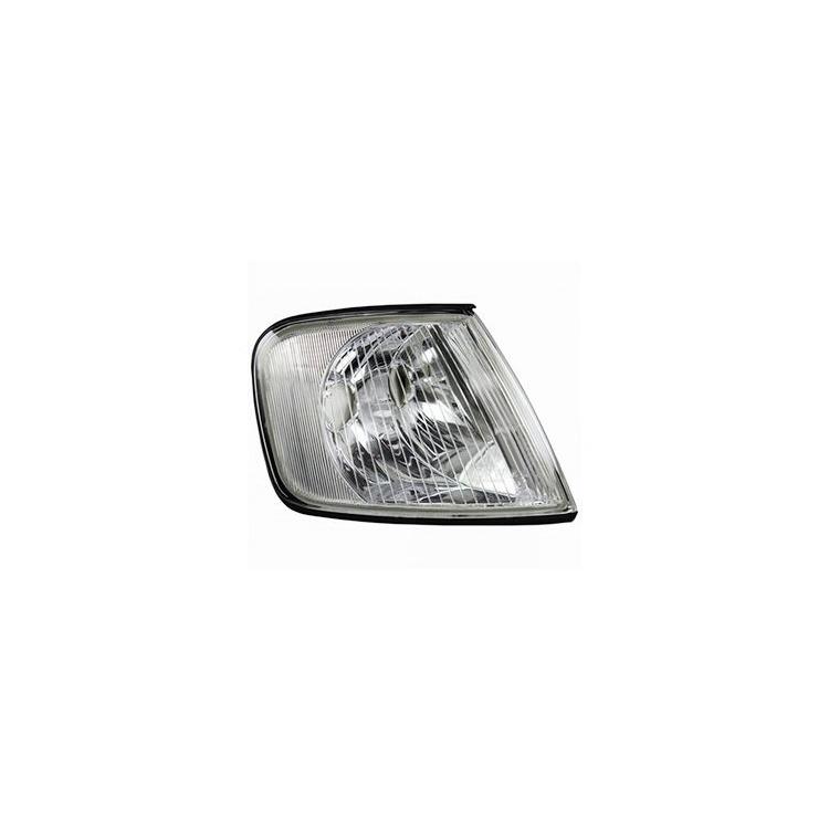 Van Wezel Blinkleuchte weiß rechts + Lampenträger Audi A3