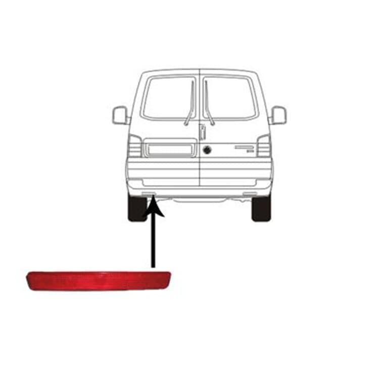 Van Wezel Rückstrahler für Stoßstange links 5896929 im Autoteile Preiswert Shop kaufen und sparen!
