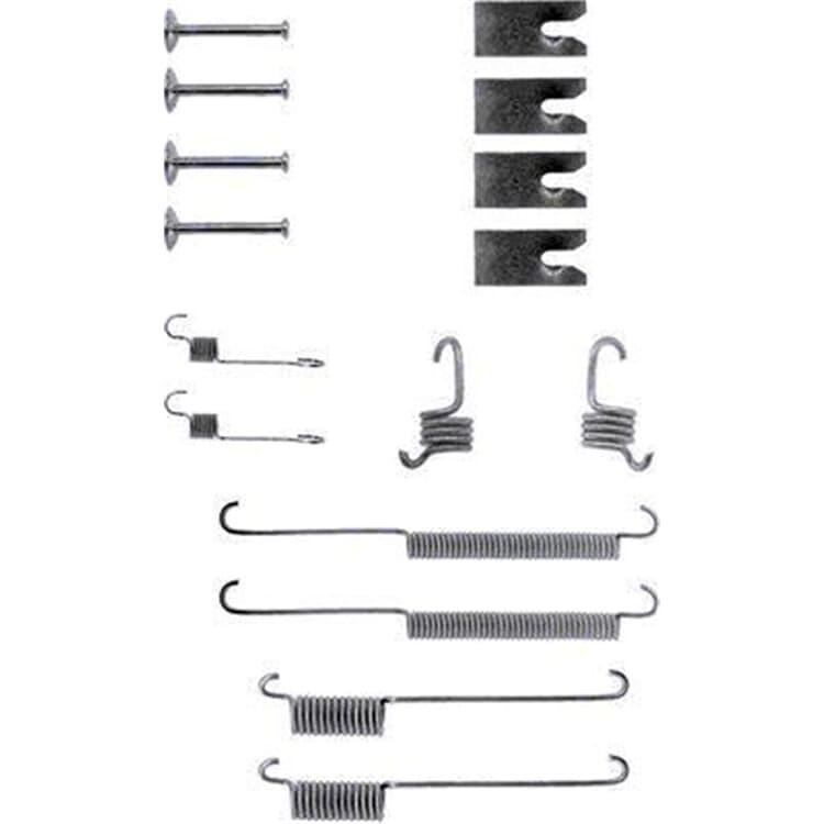 Textar Montagesatz für Bremsbacken 97009200 im Autoteile Preiswert Shop kaufen und sparen!