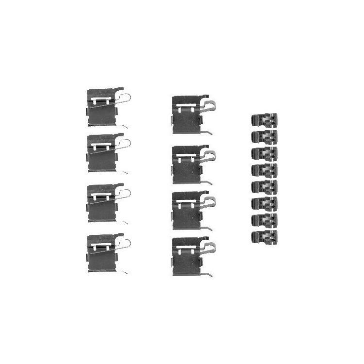 Textar Montagesatz für Bremsbeläge vorne 82074400 im Autoteile Preiswert Shop kaufen und sparen!