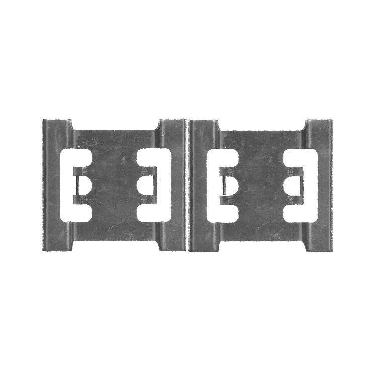 Textar Montagesatz für Bremsbeläge vorne 82076300 im Autoteile Preiswert Shop kaufen und sparen!