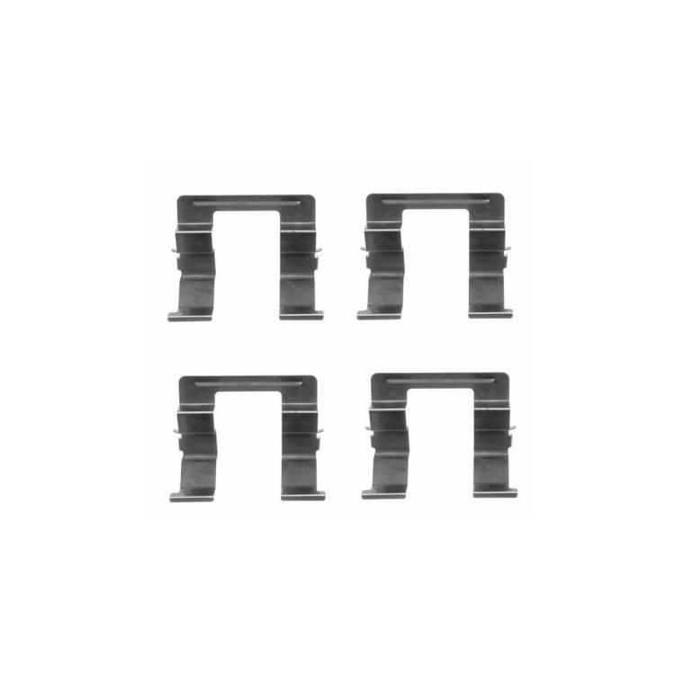Textar Montagesatz für Bremsbeläge vorne 82500100 im Autoteile Preiswert Shop kaufen und sparen!