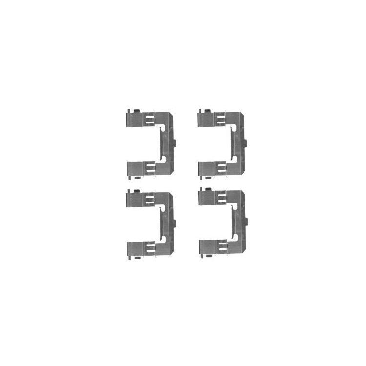 Textar Montagesatz für Bremsbeläge vorne 82511700 im Autoteile Preiswert Shop kaufen und sparen!
