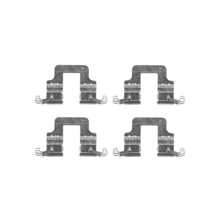 Textar Montagesatz für Bremsbeläge hinten 82514200 im Autoteile Preiswert Shop kaufen und sparen!