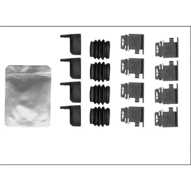 Textar Montagesatz für Bremsbeläge 82539300 im Autoteile Preiswert Shop kaufen und sparen!