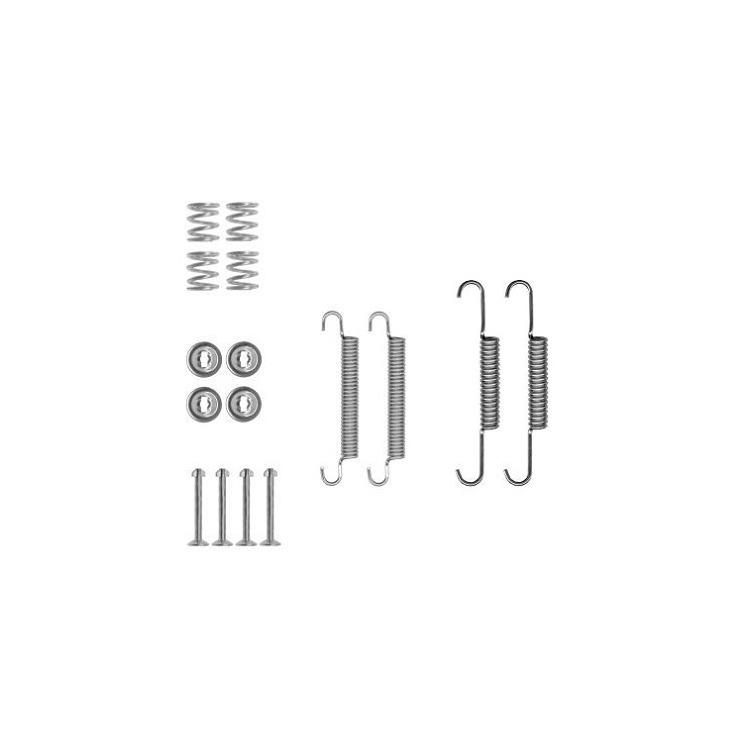 Textar Montagesatz für Bremsbacken hinten 97043000 im Autoteile Preiswert Shop kaufen und sparen!