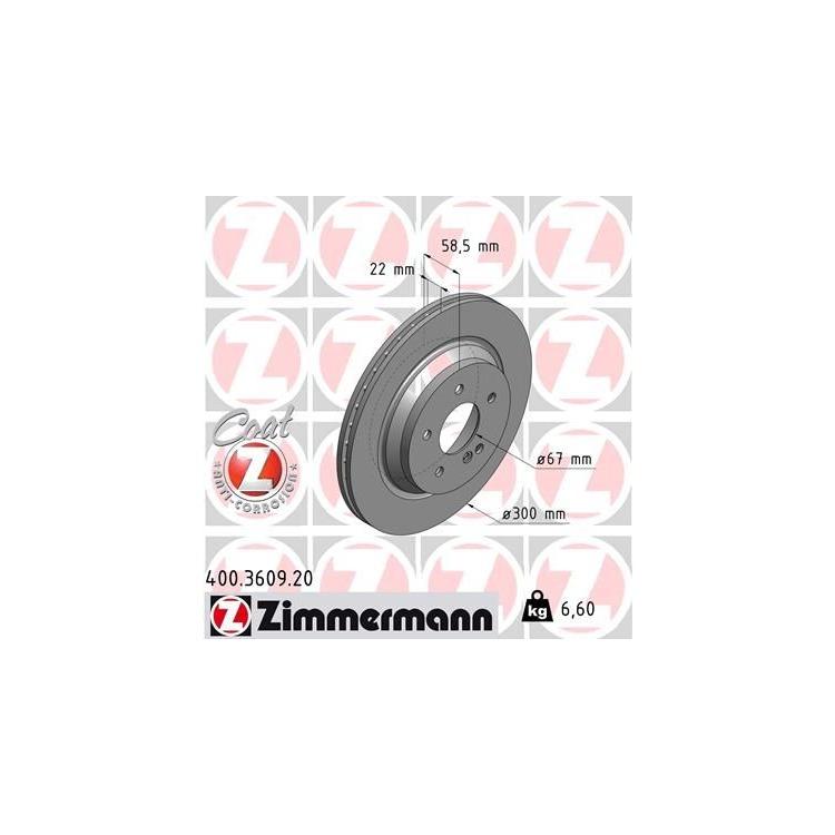 sainchargny.com W220 Zimmermann Bremsscheiben fr MERCEDES-BENZ S ...