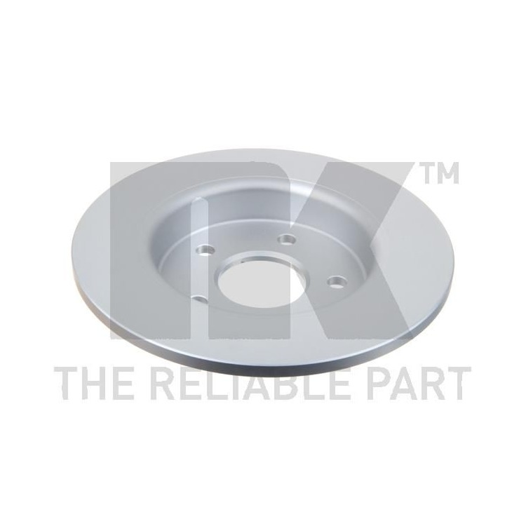 2 NK Bremsscheiben hinten Ford C-Max Focus 2