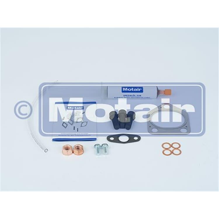 Motair Montagesatz für Turbolader BMW 1 E81 E87 BMW 3 E90 E46 E36 BMW 5E39