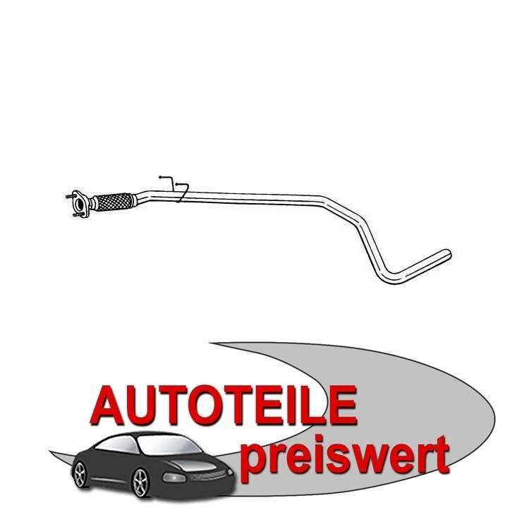 Mittelrohr Fiat Stilo