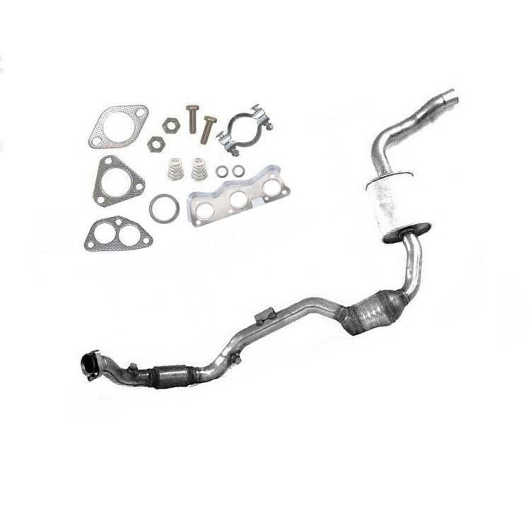 Katalysator links Mercedes M-Klasse W163 ML 320 350
