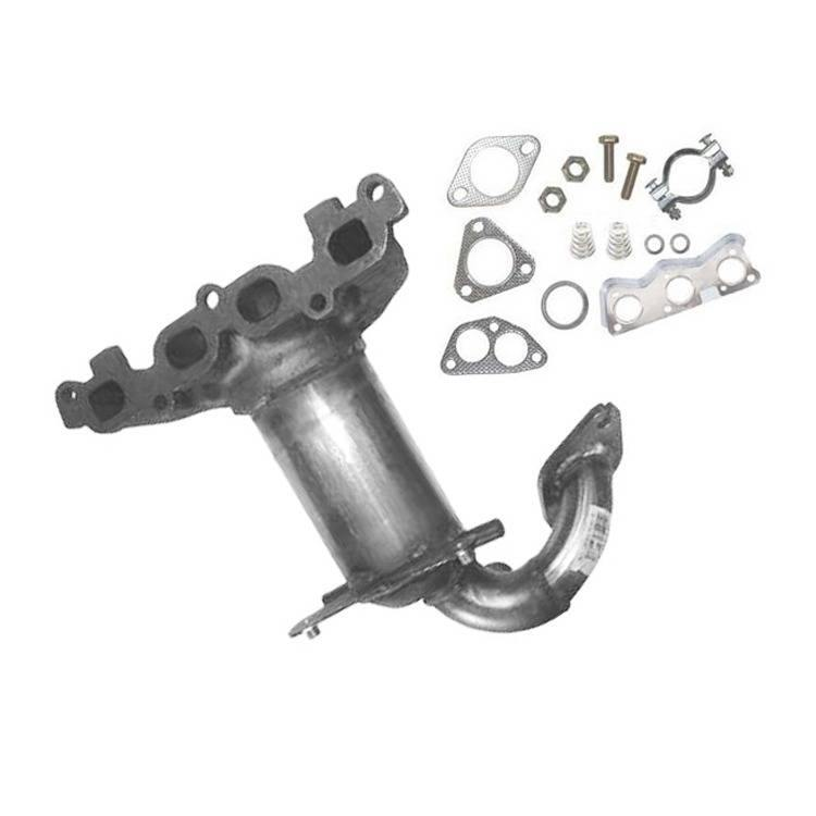 Katalysator Ford Fiesta Fusion Mazda 2 1.4 16V