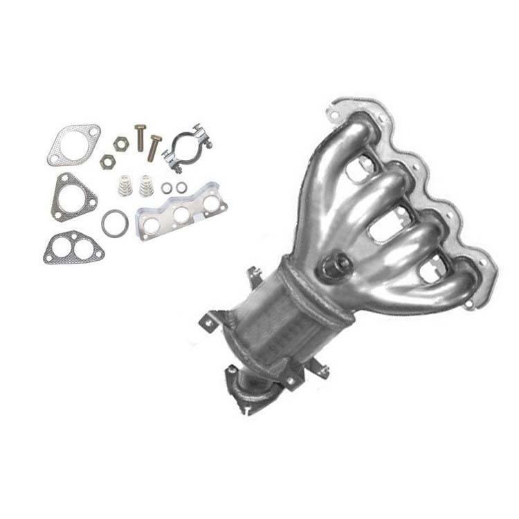 Katalysator Opel Astra H Signum Vectra C 1,6 1,8