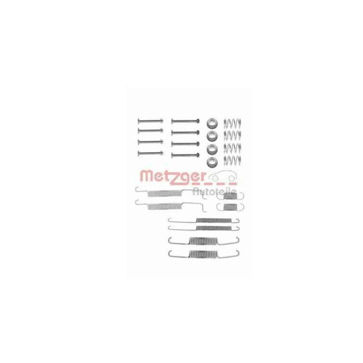 Metzger Montagesatz für Bremsbacken Seat VW