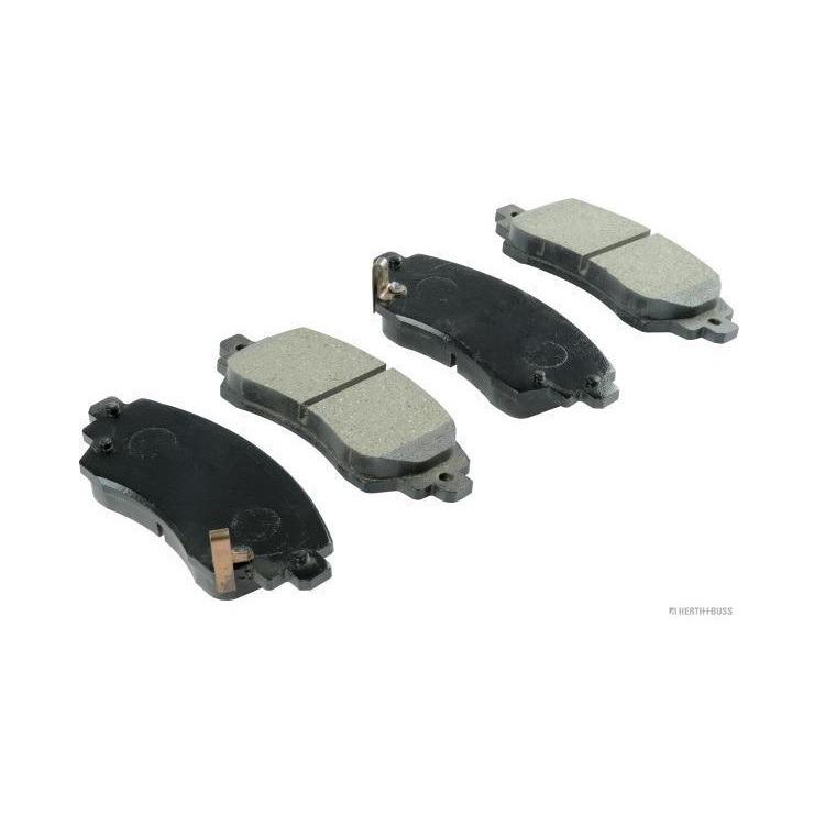 Nipparts Bremsbeläge vorne Toyota Corolla E11 UK-Model