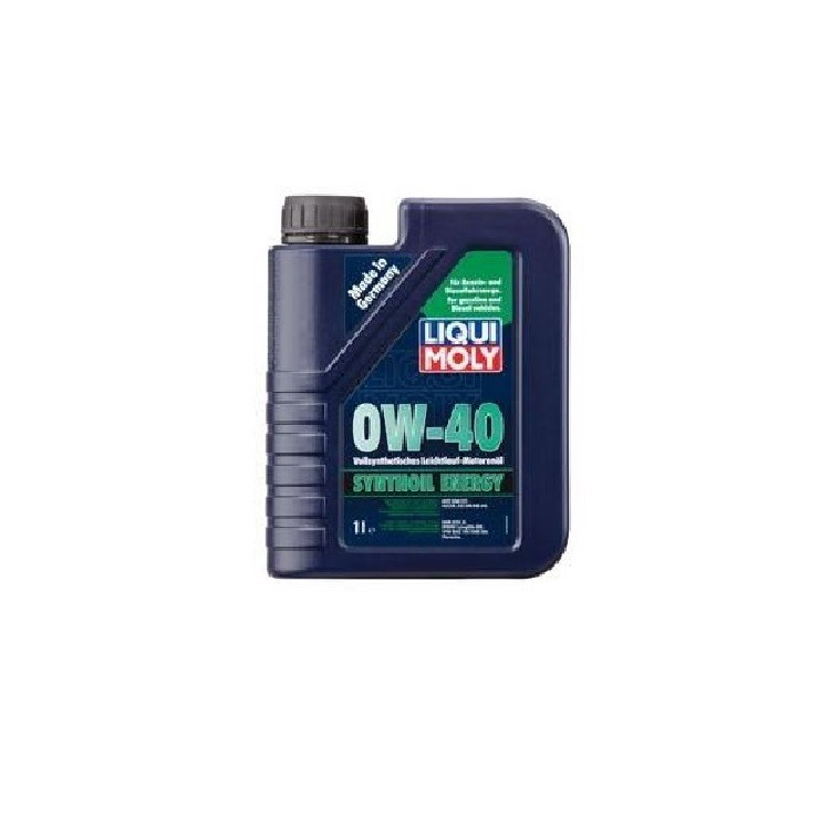 Liqui Moly Synthoil Energy 0 W-40 1 Liter