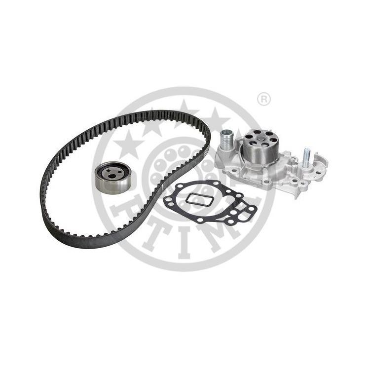 Optimal Wasserpumpe + Zahnriemensatz Nissan Kubistar Renault Clio Kangoo Twingo 1.2