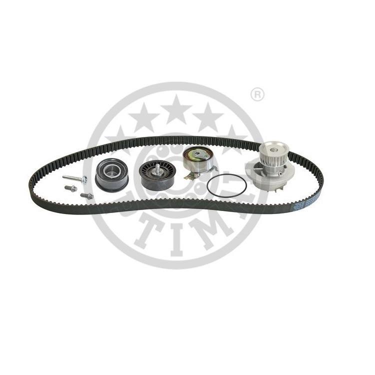 Optimal Wasserpumpe + Zahnriemensatz Opel Astra G Zafira A 1,4 1,6 16V