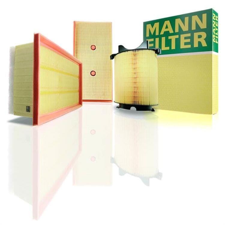 MANN Luftfilter BMW 1 3 X1