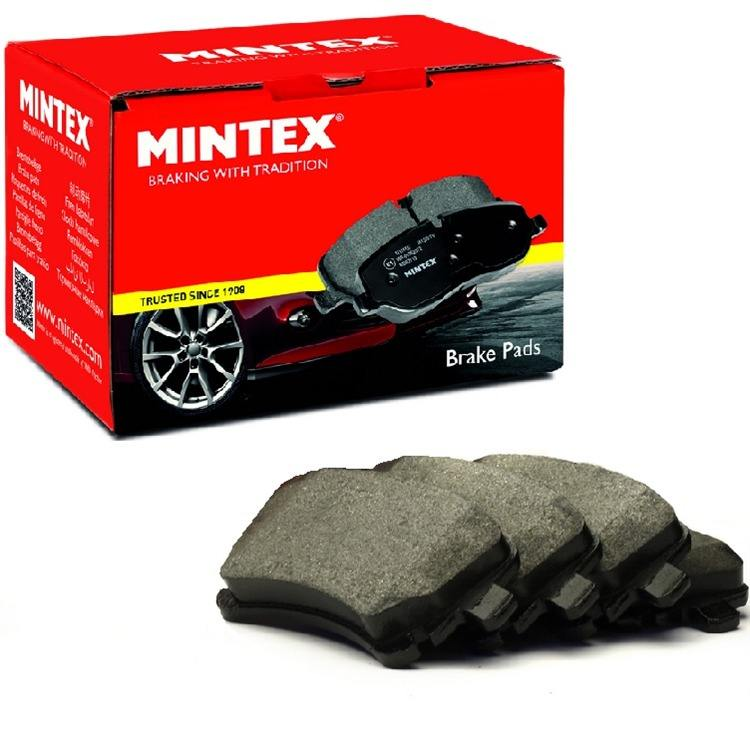 Mintex Bremsbeläge hinten BMW 1 3 X1